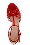 现代和时髦的类型凉鞋  免版税库存照片