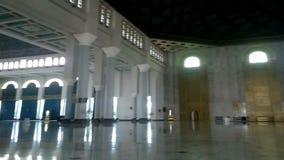 现代和独特的建筑学样式在Al阿克巴尔清真寺,苏拉巴亚 影视素材