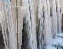 现代喷泉 免版税库存图片