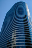 现代塔。 库存图片