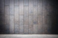 现代墙壁 免版税图库摄影