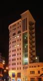 现代大厦在尼科西亚 塞浦路斯 免版税库存图片