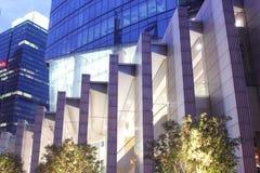现代大厦本机 免版税图库摄影