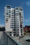 现代大厦的旅馆 免版税图库摄影