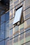 现代大厦的详细资料 库存图片
