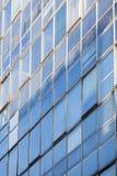 现代大厦的详细资料 免版税库存照片