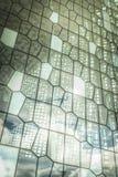 现代大厦设计 库存图片