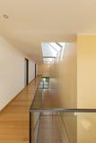 现代大厦,内部 图库摄影