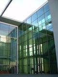 现代大厦细节 免版税库存图片