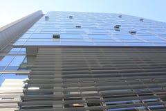 现代大厦 免版税图库摄影