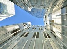 现代大厦 免版税库存图片