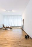 现代室内设计建筑学 图库摄影