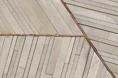 现代岩石地板 免版税图库摄影