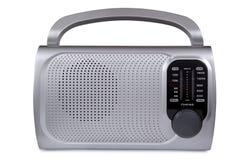 现代收音机 库存图片