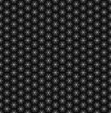 现代时髦的纹理 重复有六角形的几何瓦片 库存图片