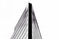 现代曼谷的大厦 免版税库存图片