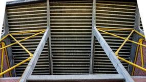 现代结构和材料安全的 库存照片