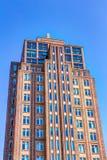 现代结构的大厦 库存照片