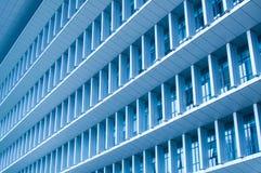 现代结构详细资料 免版税库存图片