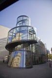 现代柏林的大厦 免版税图库摄影