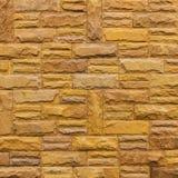 现代模式石墙 库存图片