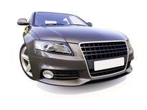 现代汽车的豪华 免版税图库摄影
