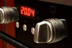 现代烤箱 库存图片