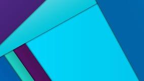 现代物质设计背景 免版税库存图片