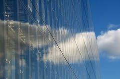 现代玻璃办公楼 库存图片