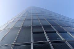现代玻璃大厦 库存图片