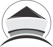 现代的徽标 免版税图库摄影