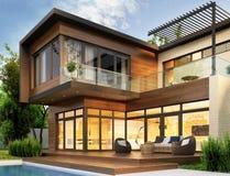 现代的房子