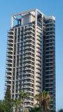 现代的建筑 免版税库存照片