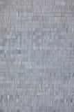 现代石砖墙 免版税库存图片