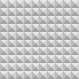 现代立方体无缝的样式 免版税库存照片
