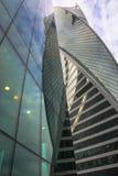 现代建筑复合体 库存图片
