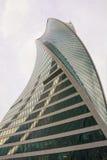 现代建筑复合体 免版税库存照片