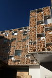 现代建筑学在塞维利亚,西班牙 瓦器博物馆  库存照片