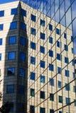 现代建筑学 免版税库存图片