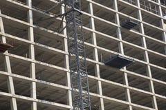 现代建筑背景 免版税库存图片