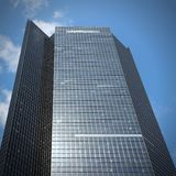 现代纽约 免版税库存图片