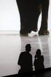 现代艺术博物馆在纽约 免版税库存照片