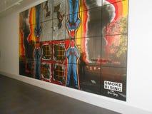 现代艺术都伯林博物馆 免版税库存图片