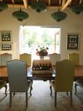 现代设计客厅 Vergelegen酒庄园 免版税库存照片
