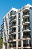 现代豪华公寓在柏林 免版税库存照片