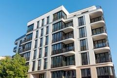 现代豪华公寓在柏林 免版税库存图片