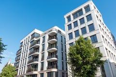 现代豪华公寓在柏林 库存图片