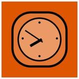 现代运动的时钟 库存图片