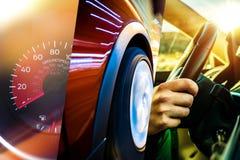 现代运输概念 免版税库存图片