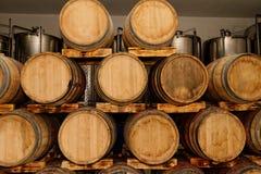 现代酿酒厂 库存图片